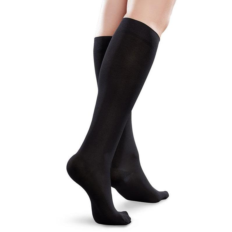 7f43cbca8 Therafirm EASE Microfiber Knee Highs for Women 20-30mmHg — BrightLife Direct