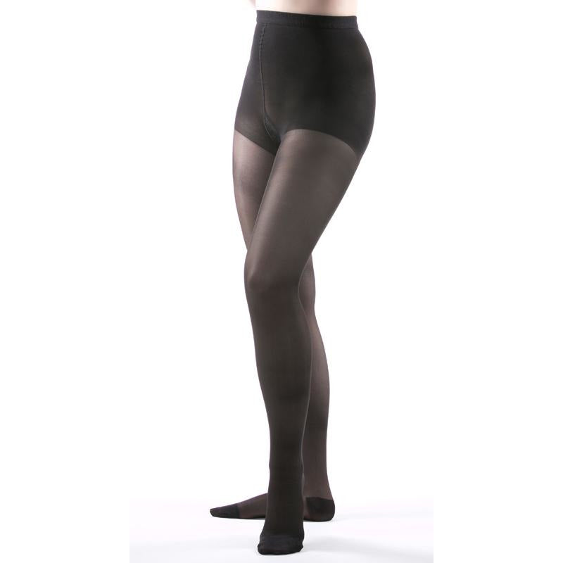 6e4a61144be577 Allegro Sheer Support Pantyhose Moderate Compression 15-20mmHg — BrightLife  Direct