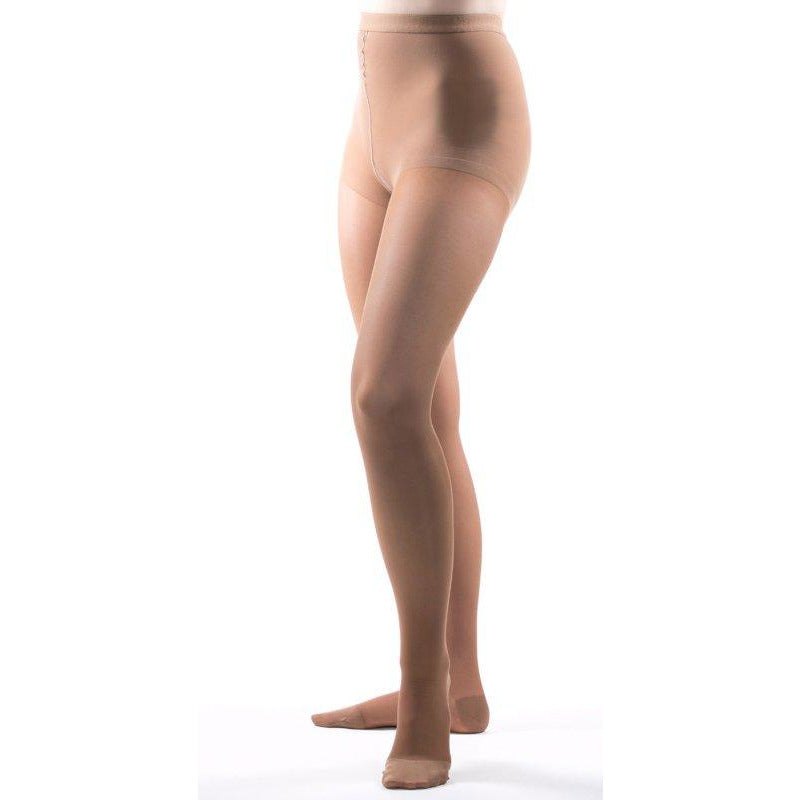 f9653527840 Allegro Sheer Support Pantyhose Moderate Compression 15-20mmHg ...