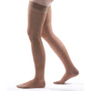 Allegro Essential Sheer Thigh High 15-20mmHg - #4, Taupe