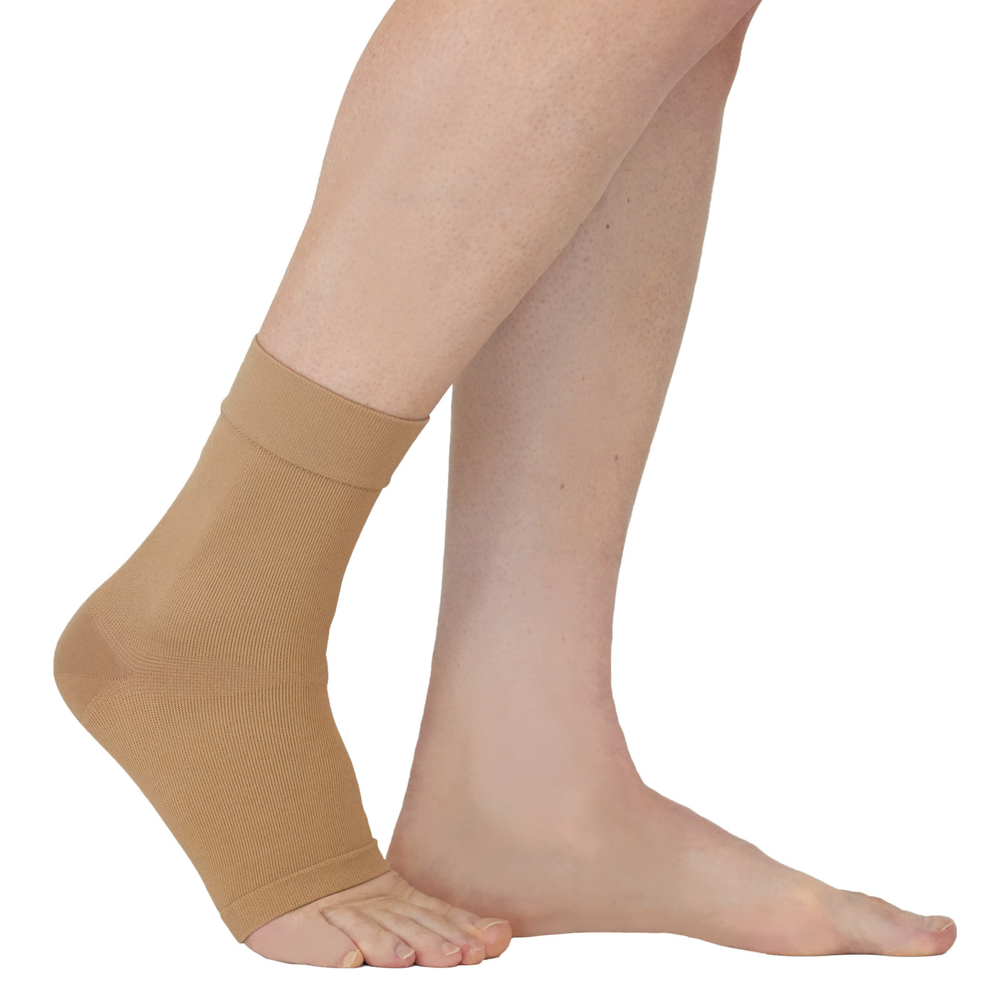 40133c0264 BrightLife Direct. Home Medi Protect Seamless Knit Ankle Support. Hover to  zoom