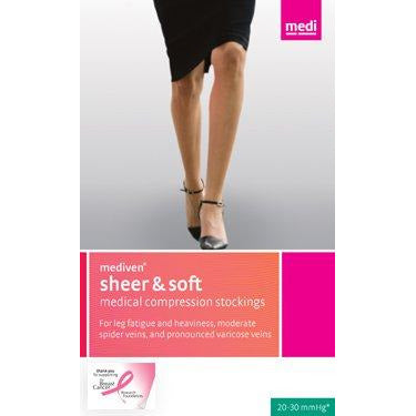50459a74740178 Mediven Soft and Sheer Maternity Compression Pantyhose 20-30mmHg — BrightLife  Direct