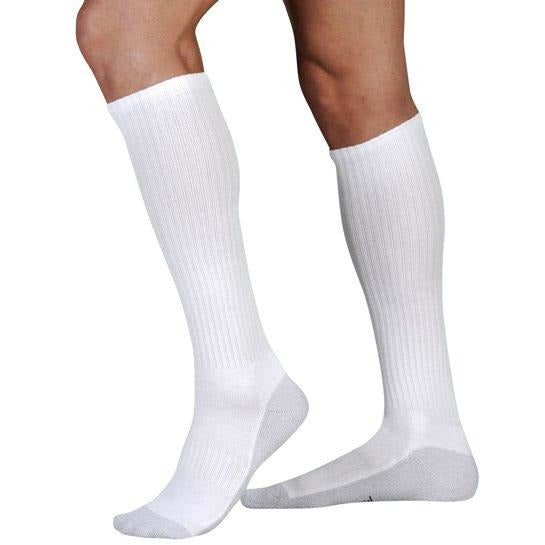 65c5270f5 Juzo Silver Sole Diabetic Knee Sock 12-16mmHg — BrightLife Direct