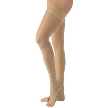 c2a3830ebe740 Jobst UltraSheer Open Toe Thigh High Compression Stockings 15-20mmHg — BrightLife  Direct