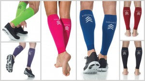 Sigvaris 412 Compression Calf Sleeves - BrightLife Direct