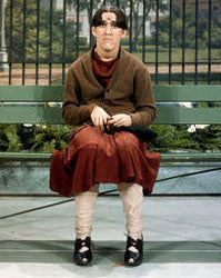 ruth buzzi as old lady