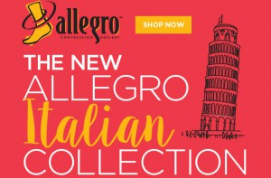 Shop the Allegro Italian Collection