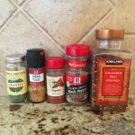 chicken fajita spices
