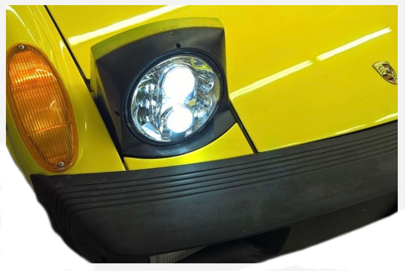 "928 LED Headlight Replacements for 7"" Sealed Beam"