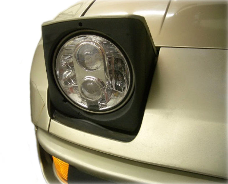 "911 LED Headlight Replacements for 7"" Sealed Beam"
