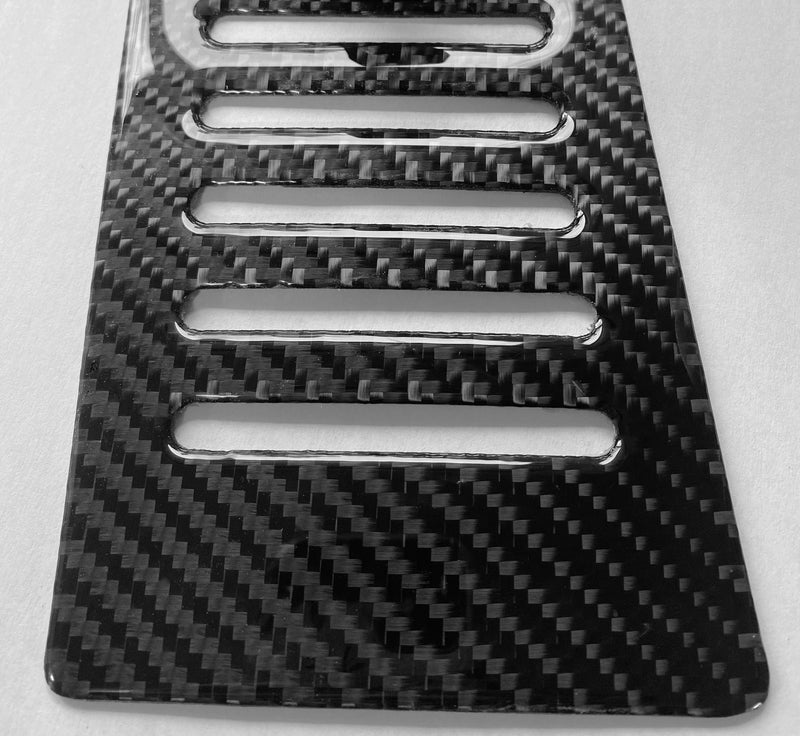 928 Carbon Fiber Automatic Pedal Covers - CLEARANCE