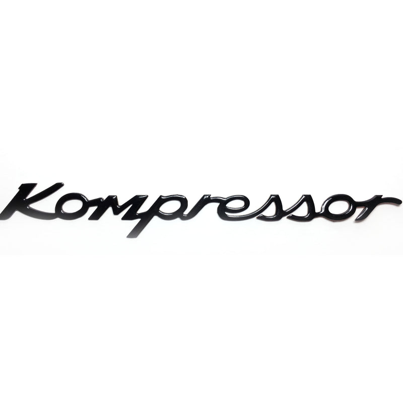 'KOMPRESSOR' badge