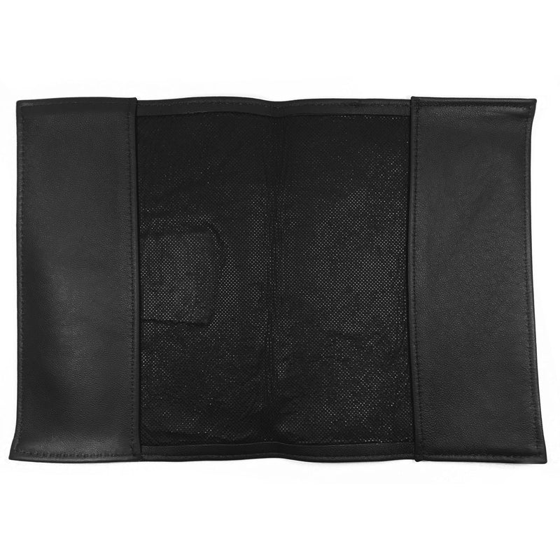 Leather Manual Cover - CLEARANCE