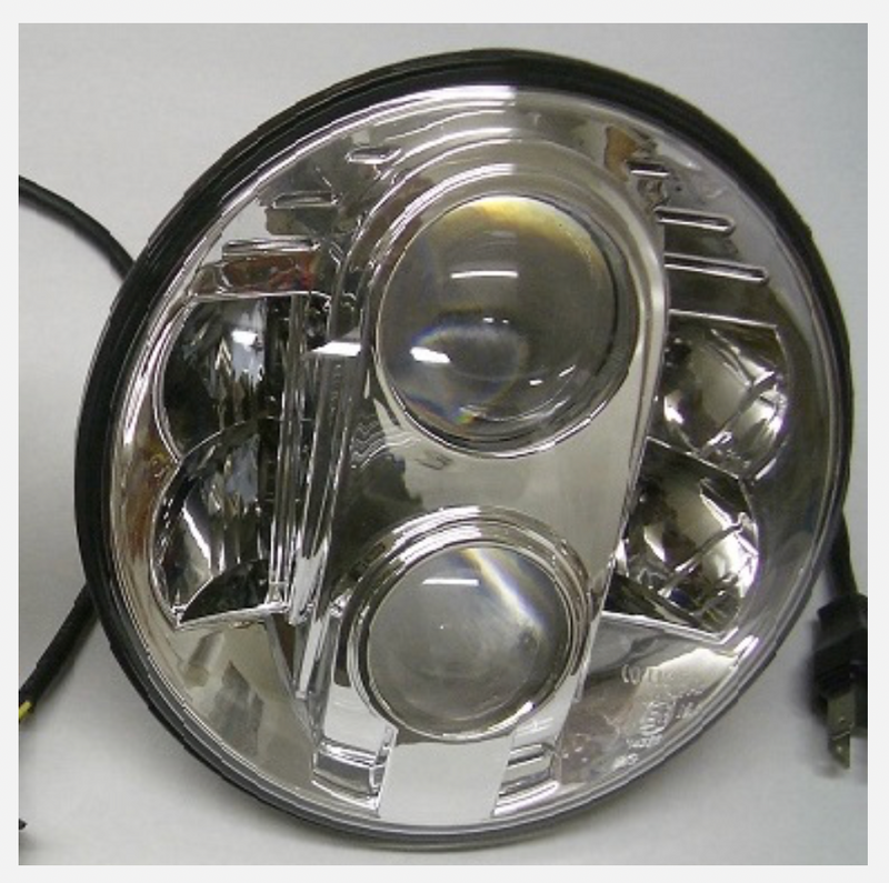 "924 LED Headlight Replacements for 7"" Sealed Beam"