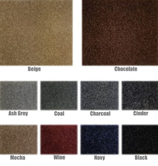 928 Carpet - FRONT only (Domestic Spectropile Polyester)
