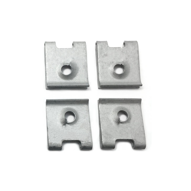 Speed Nuts (4mm)