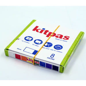 Kitpas Block 8 couleurs