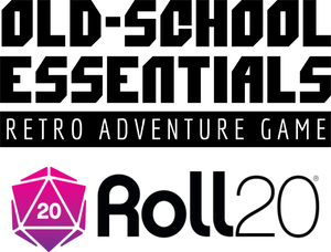 Old-School Essentials Character Sheet on Roll20