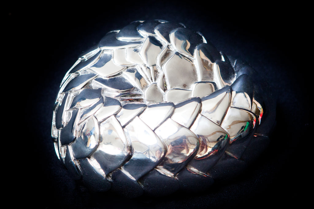 Stainless Steel Pangolin Ball