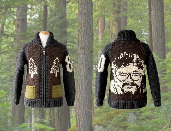 David Suzuki Sweater