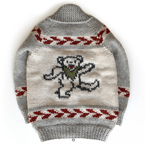 Official Grateful Dead Marching Bear Sweater