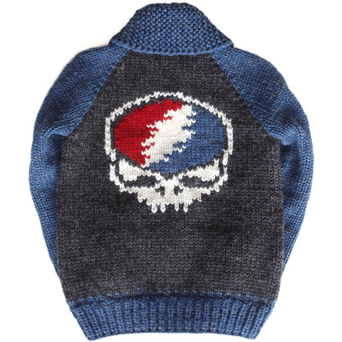 Official Grateful Dead Steal Your Face Sweater