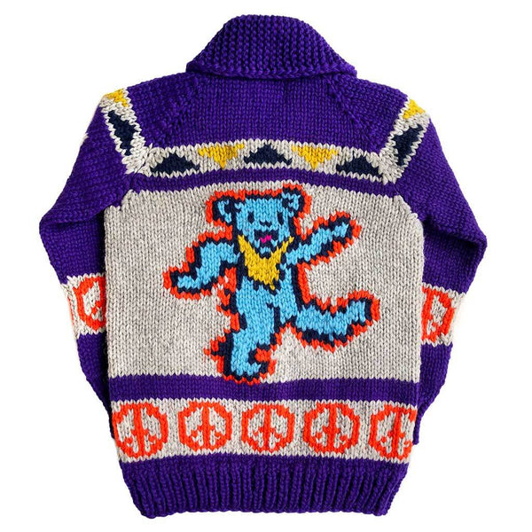 Official Grateful Dead Krazy Bear