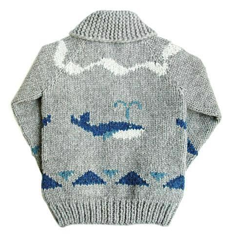 Official Canadian Wildlife Federation - Right Whale Sweater