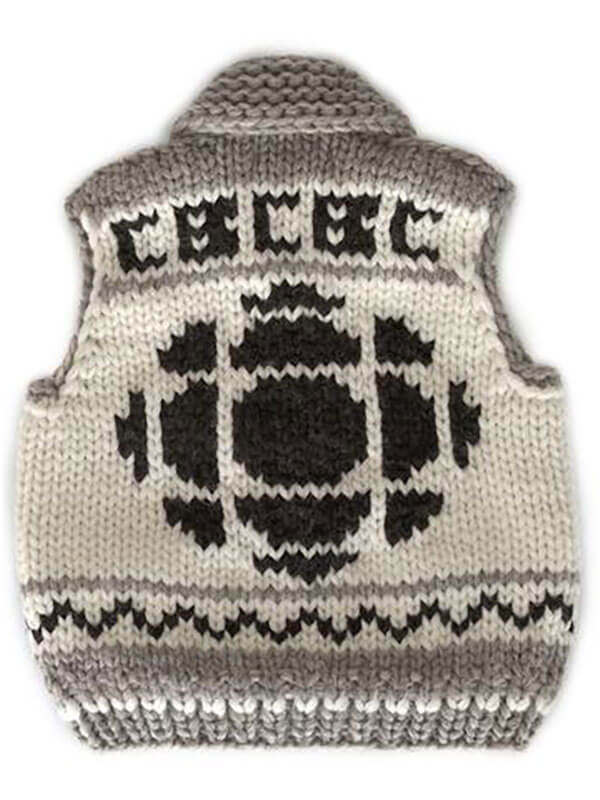 Official CBC Kids Vest - Natural