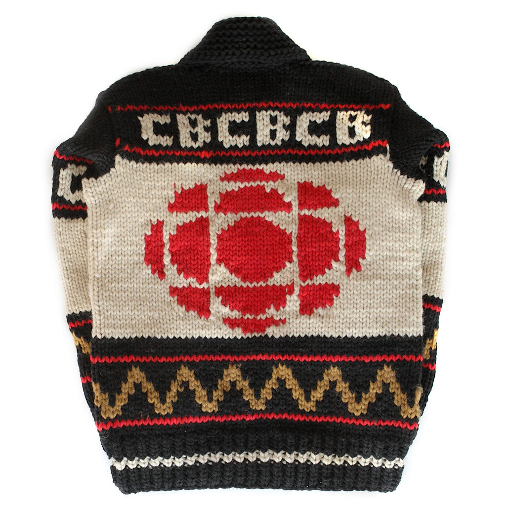 Official CBC Sweater - Red, Black & Gold