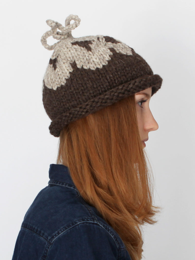 Douglas Toque - Brown