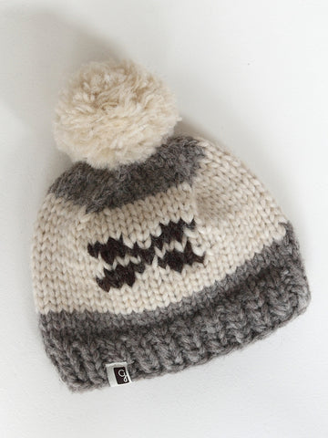 Kids Toque - Grey