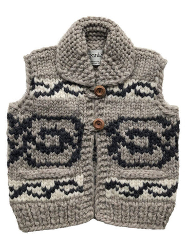 Kids Motif Links Vest
