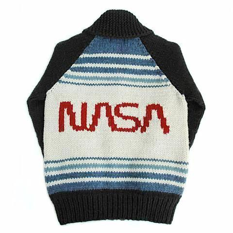 NASA Sweater