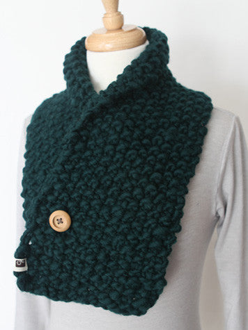 Neck Warmer - Forest Green