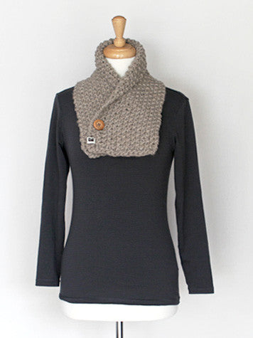 Neck Warmer - Grey