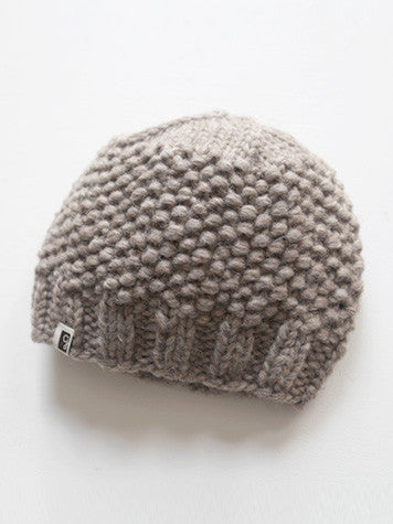 Pebble Toque - Natural