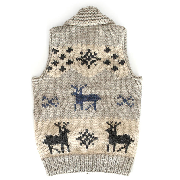 Winter Deer Vest