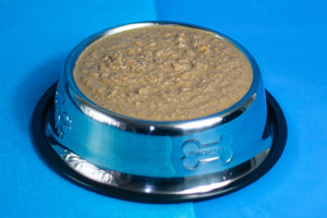 BidaBest Healthy Chicken Pate Wet Cat Food in Bowl