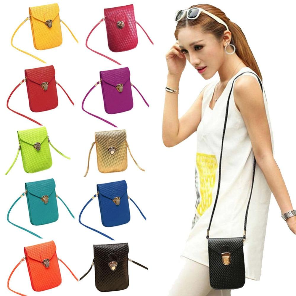 Women's Purses and Wallets 2016 Luxury Brand Women Small Wallet Shoulder Bagintothea-intothea