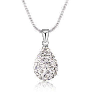 Buyinbest Russia hot new high quality silver plated jewelry fashion noble womenintothea-intothea