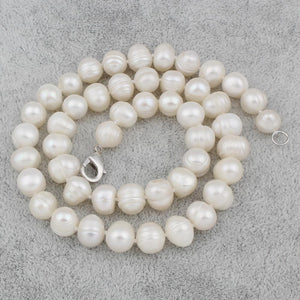 Women Jewelry Natural Pearl Necklace special sales of natural (thread) freshwater pearlintothea-intothea