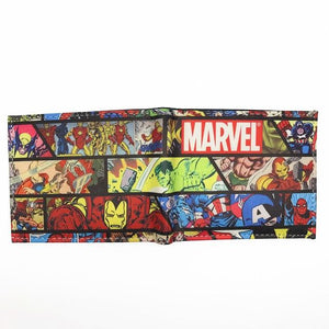 New Comics the Avengers Heros Hulk Spider Man Purse Logo Credit Oysterintothea-intothea