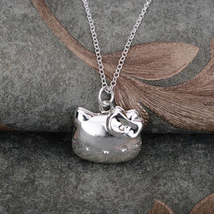 silver plated Necklace 925 jewelry silver Pandant Fashion Jewelry GPTNRNRBintothea-intothea
