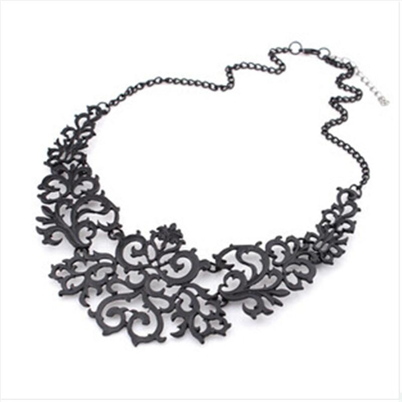 Ahmed Jewelry For Women Gift 3 Colors Hollow Flower Alloy Vintage Alloyintothea-intothea