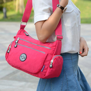 ladies handbags 2016 new women shoulder bag Waterproof nylon bag bolsa femininaintothea-intothea