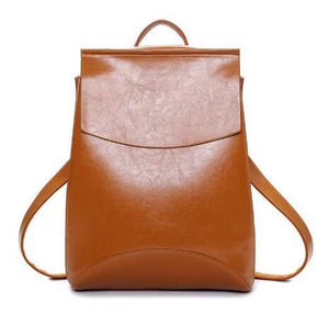 Designer High Quality Leather Backpacks For Teenage Girls Sac A Main Womenintothea-intothea
