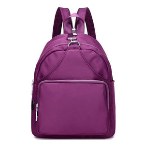 Cloth Shake 2017 New Waterproof Oxford cloth travel backpack Women bag femaleintothea-intothea