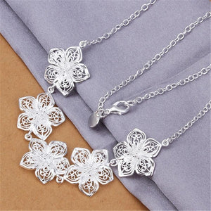 New Listing Hot sell cute women lady wedding silver plated retrointothea-intothea