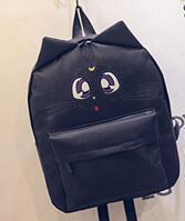 Designer Japan Backpack Kawaii Cat Ear Backpacks Sailor Moon Fashion School Bagintothea-intothea